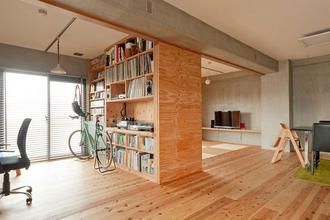 間取りも素材もデザインも理想通りの住まいに