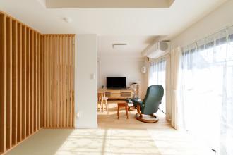 ひかリノベ ~リノベプラン~㉕  ◆和と洋が織りなす日だまりの家◆
