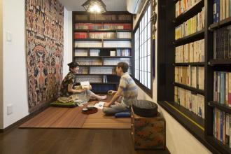寛げる「書庫」と広く暖かい水まわりで、ライフスタイルがぐんと豊かに。