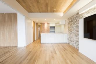 家族の成長と共に変化する空間・そして財産としての資産価値が保たれる家!