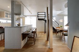 passiv designで3代住み継げる家 -光と風の心地よい空間-