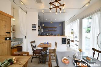 薬膳茶とランチのお店「お茶カフェもちりん」(一戸建て)
