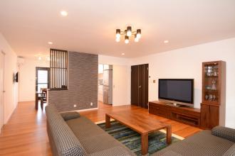 玄関共有の2世帯住宅でプライバシーの保たれる同居空間へ
