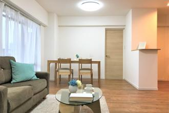 神戸市 「ナチュラルコーデ(家具セレクトver)の家」