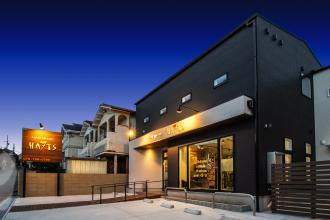 神戸市 「ヴィンテージ&スタイリッシュな美容室」