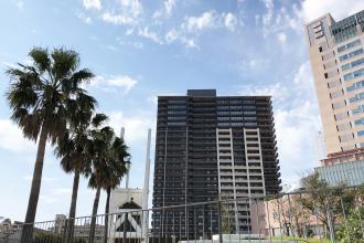 神戸市 「神戸港を見渡せるタワーマンション」