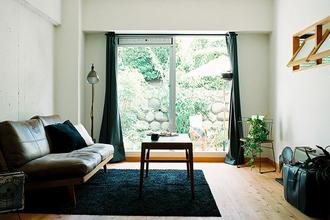 庭付き、ヴィンテージマンションをTOLAでリノベーション