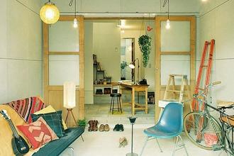 大阪都心居住リアルケーススタディ 商店街の家