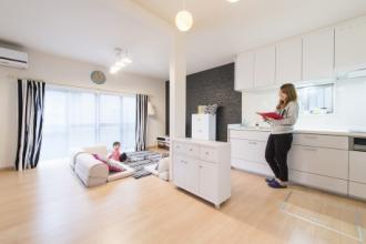 借家を自宅にリノベーション